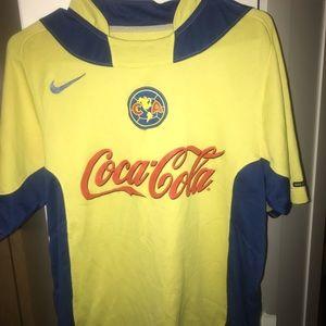 VTG Club Amerìca Nike soccer jersey